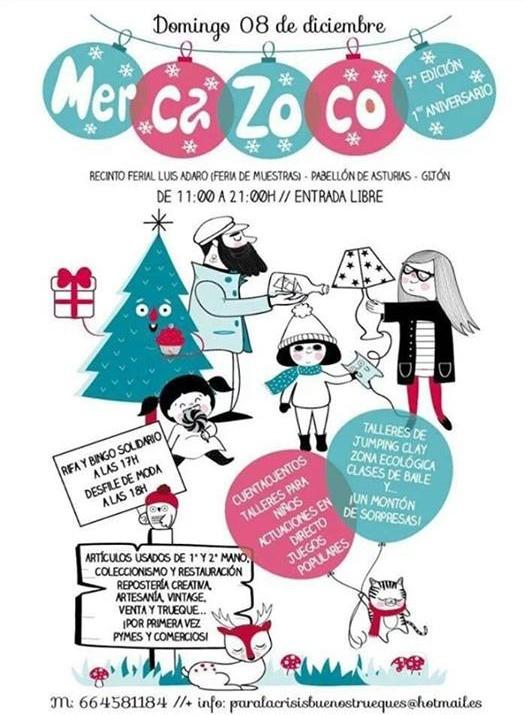 Mercazoco Gijon 2013