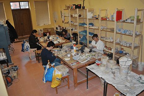 Taller de Ceramica Barruntan