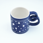 Blue Electric Mug