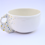 Breakfast Mug with Cloud Handle