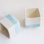 Japanese Cube Tea Cups
