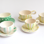 Rustic Handmade Coffe or Tea Cups