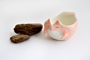 Red Squirrel Bowl