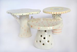 Porta Cupcakes / Cake Stand