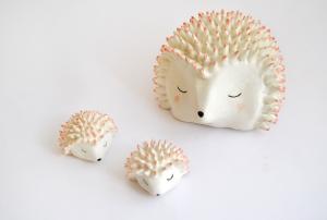 Hedgehog Figure and Miniatures