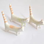 Long tail Cat Miniatures