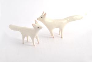 Arctic Fox Miniatures