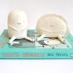 Croqueta and Empanadilla Figures