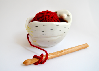 Baby Sloth Yarn Bowl
