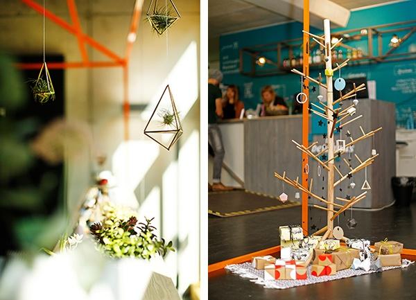 Detalle de la PopUp Hamburgo organizada por Etsy Alemania.